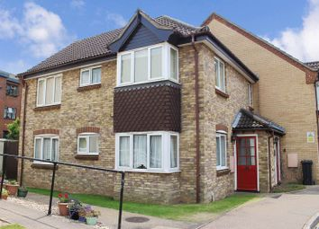 Thumbnail 1 bed flat for sale in Kimbolton Court, Cobden Avenue, Peterborough