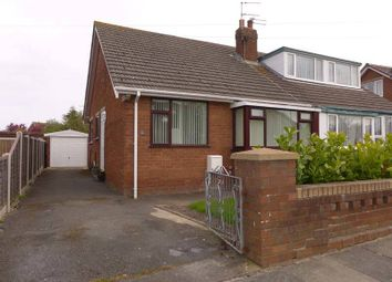 Thumbnail 2 bed semi-detached bungalow for sale in Parkstone Avenue, Thornton-Cleveleys