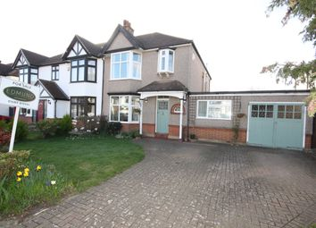 Thumbnail Semi-detached house for sale in Grosvenor Road, Petts Wood, Orpington