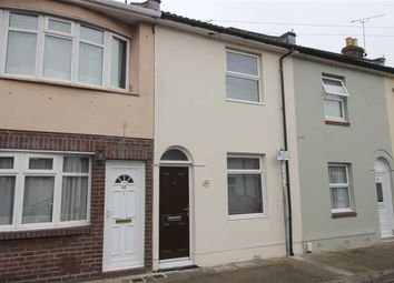 Thumbnail 2 bed terraced house for sale in Cuthbert Road, Fratton, Portsmouth
