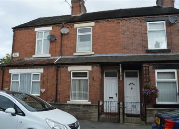 Thumbnail 2 bed terraced house to rent in North Avenue, Leek, Leek