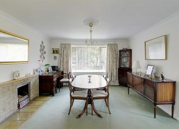 Thumbnail 3 bed detached bungalow for sale in Thetford Avenue, Baston, Peterborough