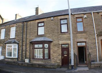 Thumbnail 3 bed terraced house for sale in West Parade, Leadgate, Consett