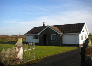 Thumbnail 3 bedroom detached bungalow for sale in Ilston, Swansea