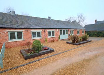 Thumbnail 3 bed barn conversion for sale in Stallington Road, Blythe Bridge, Stoke-On-Trent