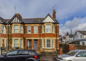 Thumbnail 3 bed end terrace house for sale in Meadow Street, Pontcanna, Cardiff