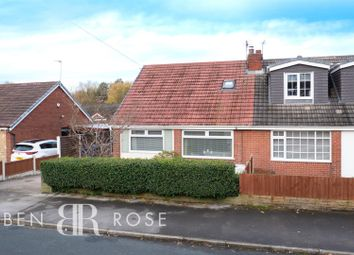 Thumbnail 3 bed semi-detached house for sale in Hoghton Road, Leyland