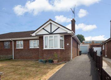 Thumbnail 2 bed semi-detached bungalow for sale in Sundown Avenue, Dunstable