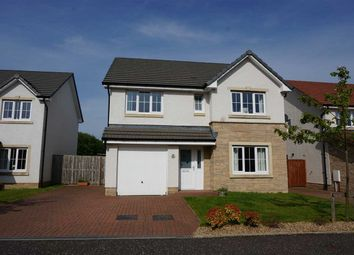 Thumbnail 4 bed detached house for sale in Mallard Crescent, Cumbernauld, Glasgow