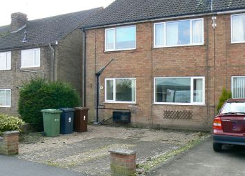 Thumbnail 2 bed flat to rent in Wheatfield Road, Lincoln, Lincolnshire.