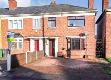 Thumbnail 3 bedroom end terrace house for sale in Elmfield Road, Dogsthorpe, Peterborough