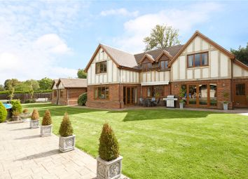 Thumbnail 4 bedroom detached house for sale in Ascot Road, Holyport, Maidenhead, Berkshire