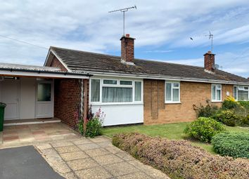 Thumbnail 2 bed semi-detached bungalow for sale in Ackland Close, Winterton-On-Sea, Great Yarmouth