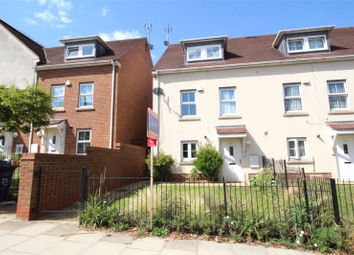 Thumbnail 4 bed end terrace house for sale in Russell Lane, London