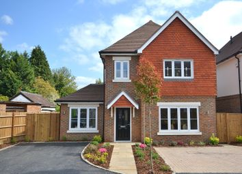 Thumbnail 4 bed detached house for sale in The Furrows, Walton-On-Thames