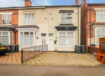 Thumbnail 4 bed terraced house for sale in Wilton Road, Handsworth, Birmingham