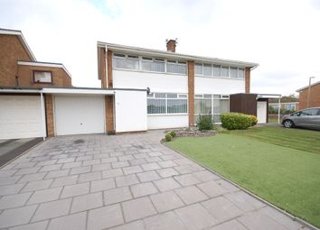 Thumbnail 3 bedroom semi-detached house for sale in Oxford Road, St. Annes, Lytham St. Annes