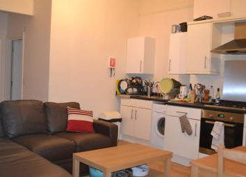 Thumbnail 4 bed flat to rent in Flat 1, 64 Addison Street, Nottingham