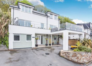 Thumbnail 5 bed detached house for sale in The Downs, Looe
