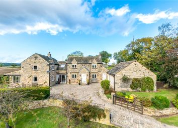 Thumbnail 4 bed detached house for sale in Keepers Cottage, Keeper Lane, Notton, Wakefield, West Yorkshire
