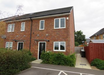 Thumbnail 2 bedroom semi-detached house for sale in Little Meadow, Woodside Home Park, Woodside, Luton