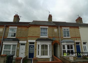 Thumbnail 2 bed terraced house to rent in Princes Road, Peterborough, Cambridgeshire.
