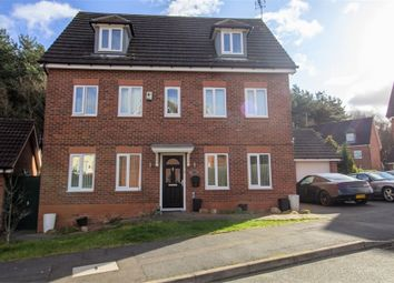 Thumbnail 5 bed detached house for sale in Dodsley Way, Clipstone Village, Mansfield, Nottinghamshire