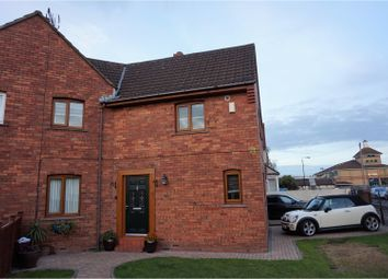 Thumbnail 3 bed semi-detached house for sale in Stanton Road, Southmead