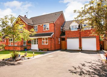 Thumbnail 6 bed detached house for sale in Pear Tree Way, Beechcroft, Rugby