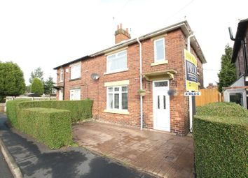 Thumbnail 3 bed semi-detached house for sale in Cole Street, Biddulph, Stoke-On-Trent