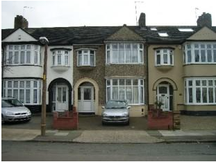 Thumbnail 4 bed end terrace house to rent in Cavensdish Gardens, Barking, London
