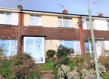Thumbnail 3 bed terraced house to rent in Sunnyhill, Ottery St. Mary