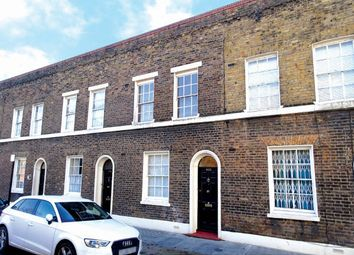 Thumbnail 3 bed terraced house for sale in Cable Street, London