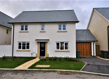 Thumbnail 4 bed detached house for sale in 4 Bedroom, Detached, 3 Omaha Way, Barnstaple