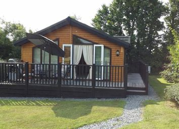 Thumbnail 3 bed property for sale in Killigarth Manor Holiday Park, Killigarth, Polperro