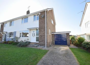 Thumbnail 4 bed semi-detached house for sale in Austen Way, Hastings