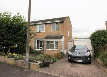 Thumbnail 3 bedroom end terrace house for sale in Avonmead, Swindon