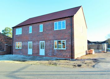 Thumbnail 3 bed semi-detached house for sale in Churchill Road, North Somercotes, Louth