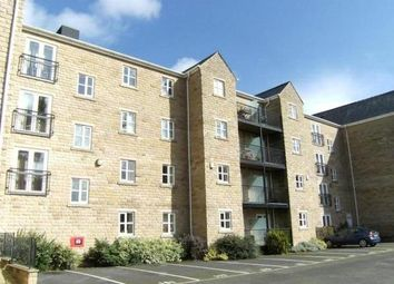 Thumbnail 2 bed flat to rent in Longfellow Court, Mytholmroyd