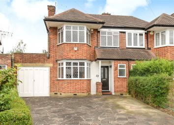 Thumbnail 3 bed semi-detached house for sale in Lowlands Road, Pinner, Middlesex