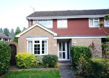 Thumbnail 3 bed semi-detached house to rent in Thirlmere Walk, Camberley