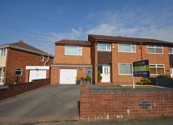 Thumbnail 4 bed semi-detached house to rent in Ridgewood Drive, Pensby, Wirral