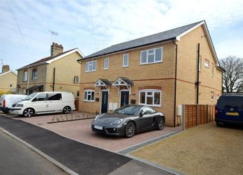 Thumbnail 3 bed semi-detached house for sale in Joiners Road, Linton, Cambridge