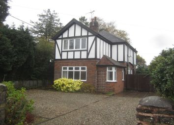 Thumbnail 3 bed detached house for sale in Park Drive, Wistaston, Crewe