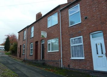 Thumbnail 2 bed terraced house to rent in Hedging Lane, Wilnecote, Tamworth