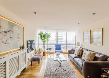 Thumbnail 1 bed flat for sale in The Quadrangle, Hyde Park Estate, London