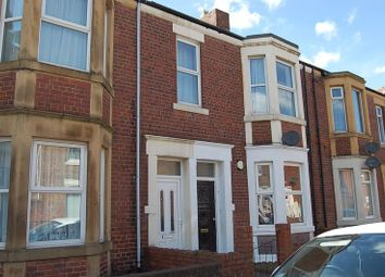 Thumbnail 2 bed flat to rent in Woodbine Avenue, Wallsend