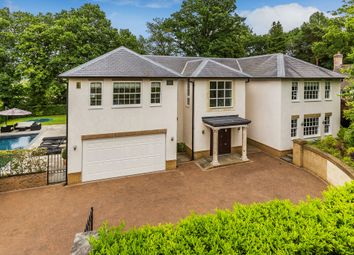 Thumbnail 5 bed detached house for sale in Brassey Road, Oxted