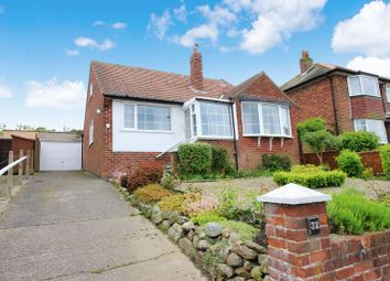 Thumbnail 3 bed detached bungalow for sale in Red Scar Drive, Scarborough