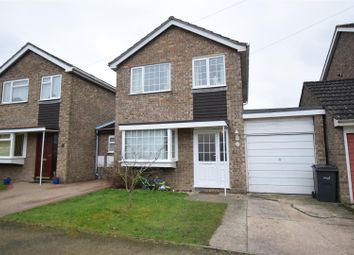 Thumbnail 3 bedroom detached house for sale in Mulbarton, Norwich